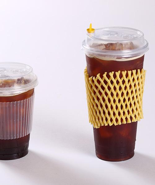 防烫、冷塑料杯