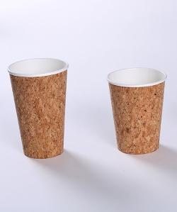 一次性新型木纹杯