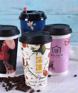 湖州奶茶杯定制